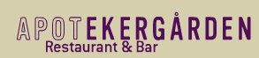 Logo for Apotekerg�rden