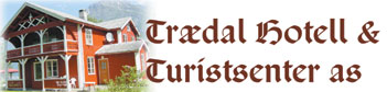 Logo for Trædal Hotell og Turistsenter